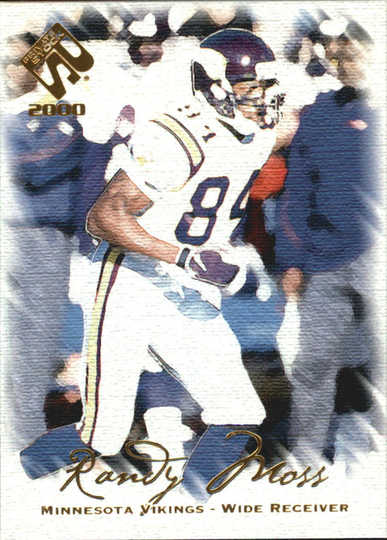 2000 Private Stock #56 Randy Moss