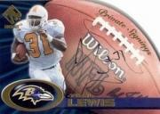 2000 Private Stock Private Signings #2 Jamal Lewis