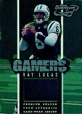 2000 Quantum Leaf Gamers #G13 Ray Lucas