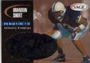 2000 SAGE Autographs Bronze #A41 Brandon Short/650
