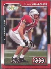 2000 Score #288 Brian Urlacher RC