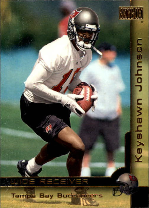 2000 SkyBox #32 Keyshawn Johnson