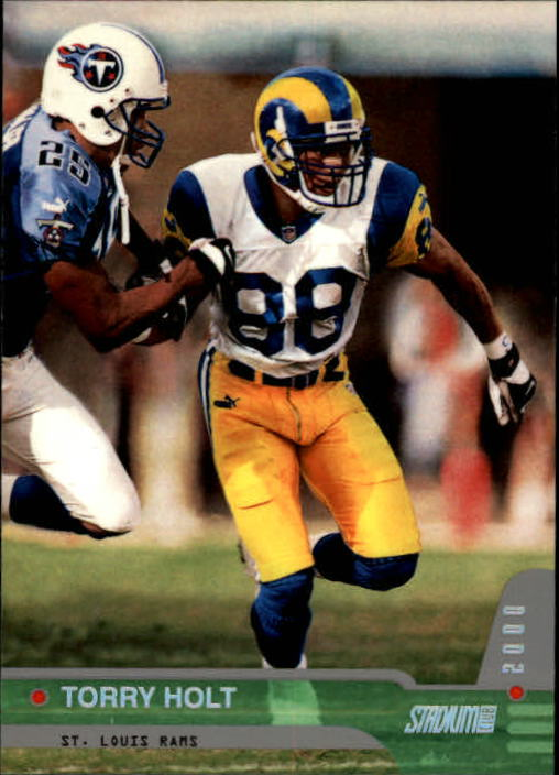 2000 Stadium Club #113 Torry Holt