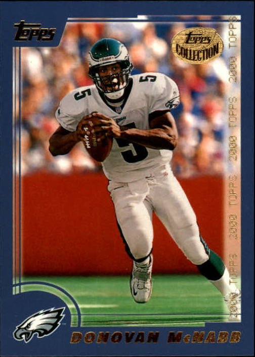 2000 Topps Collection #62 Donovan McNabb