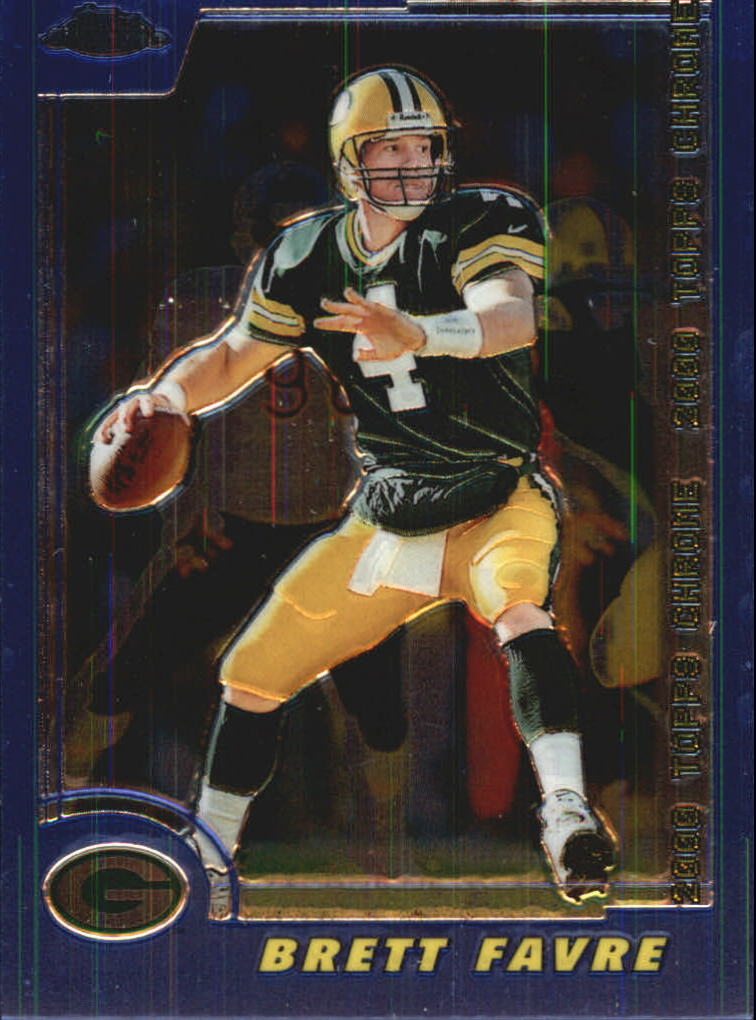 2000 Topps Chrome Previews #CP5 Brett Favre