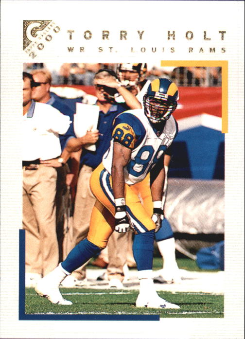 2000 Topps Gallery #93 Torry Holt