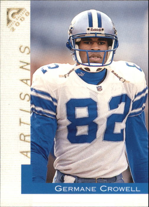 2000 Topps Gallery #139 Germane Crowell ART