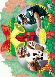 2000 Topps Gold Label Holiday Match-Ups Winter #C7 Ak.Smith/D.McNabb