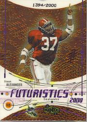 2000 UD Ionix #86 Shaun Alexander RC