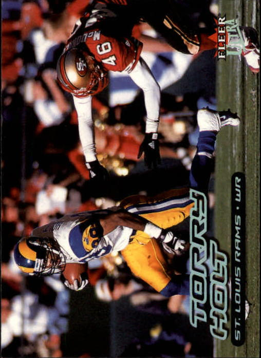 2000 Ultra #8 Torry Holt