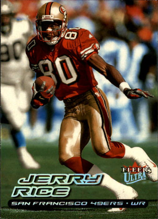 2000 Ultra #20 Jerry Rice