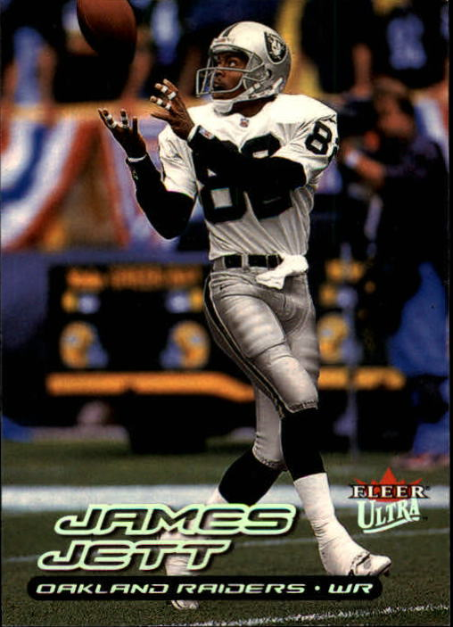 2000 Ultra #24 James Jett
