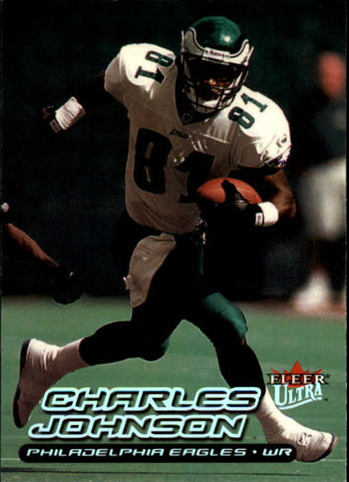 2000 Ultra #35 Charles Johnson