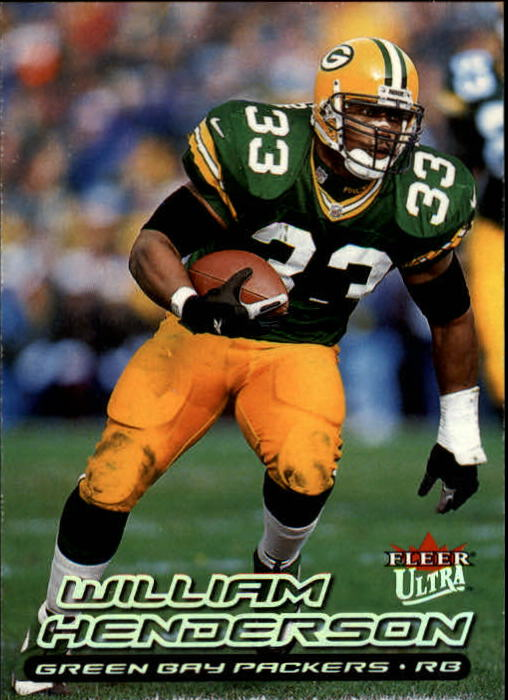 2000 Ultra #36 William Henderson