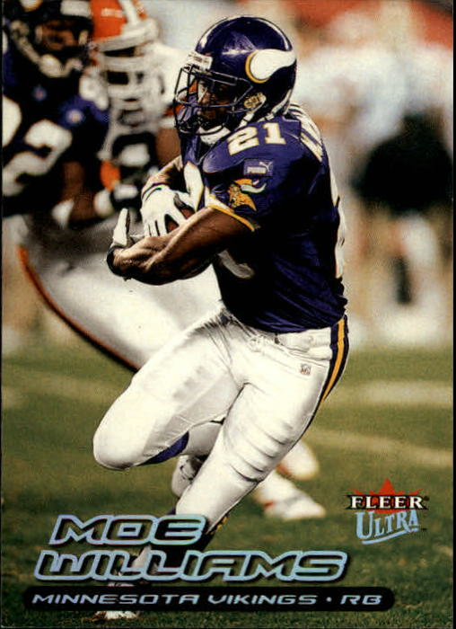 2000 Ultra #38 Moe Williams