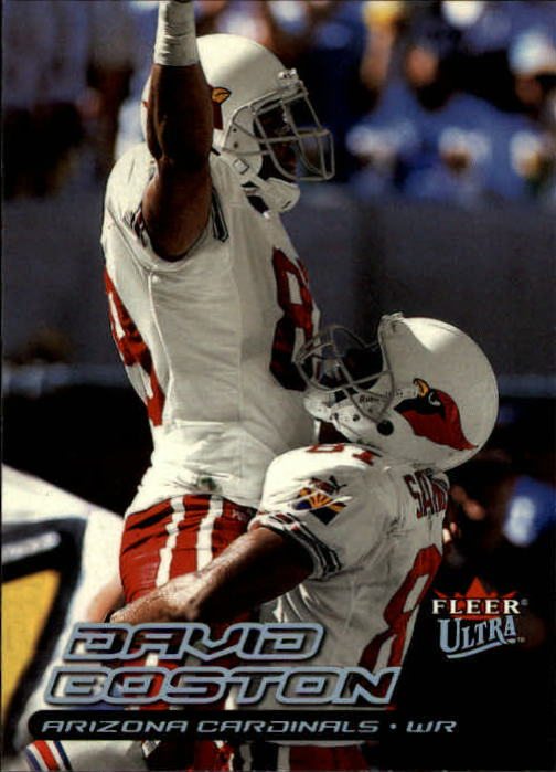 2000 Ultra #39 David Boston