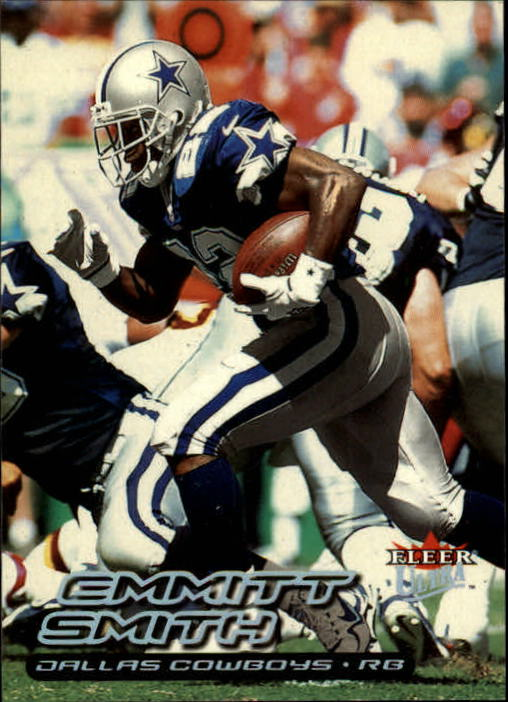 2000 Ultra #40 Emmitt Smith