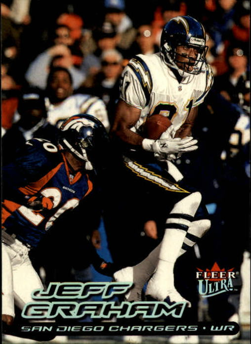 2000 Ultra #59 Jeff Graham