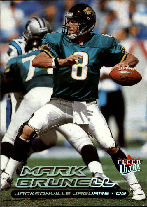 2000 Ultra #60 Mark Brunell