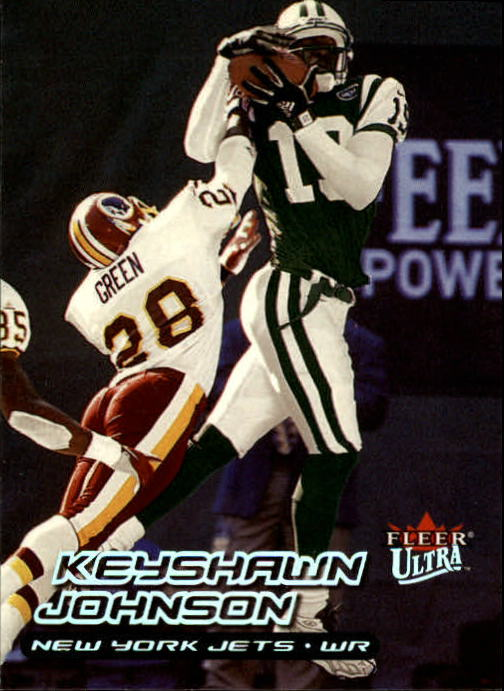 2000 Ultra #70 Keyshawn Johnson