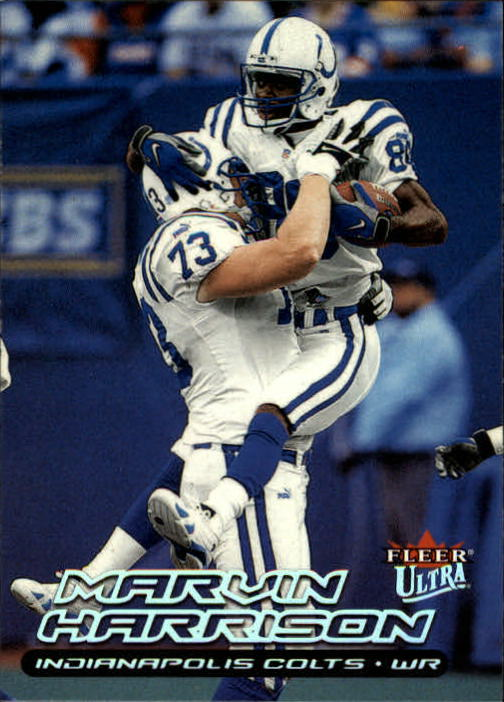 2000 Ultra #73 Marvin Harrison