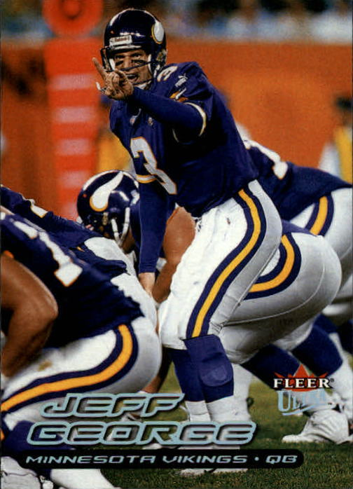 2000 Ultra #88 Jeff George