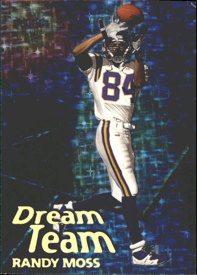 2000 Ultra Dream Team #6 Randy Moss