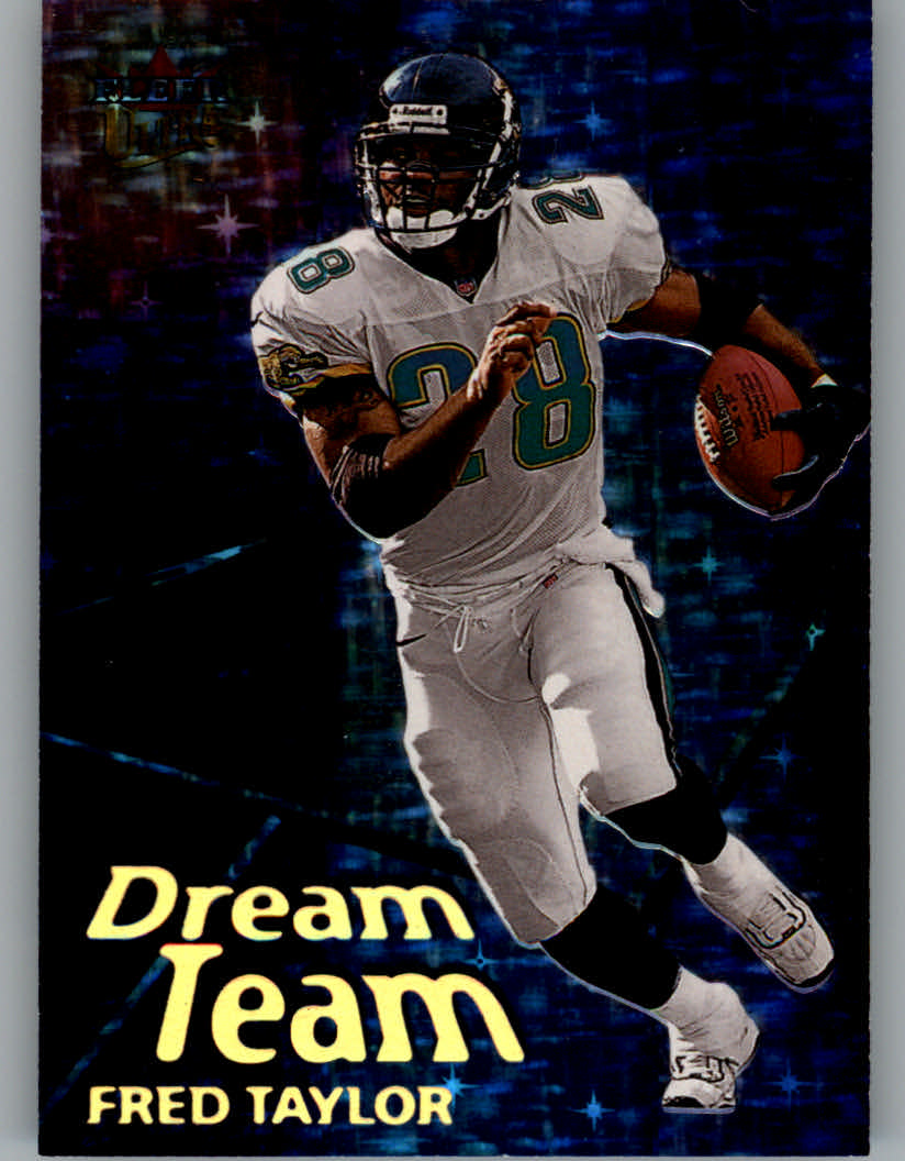 2000 Ultra Dream Team #9 Fred Taylor