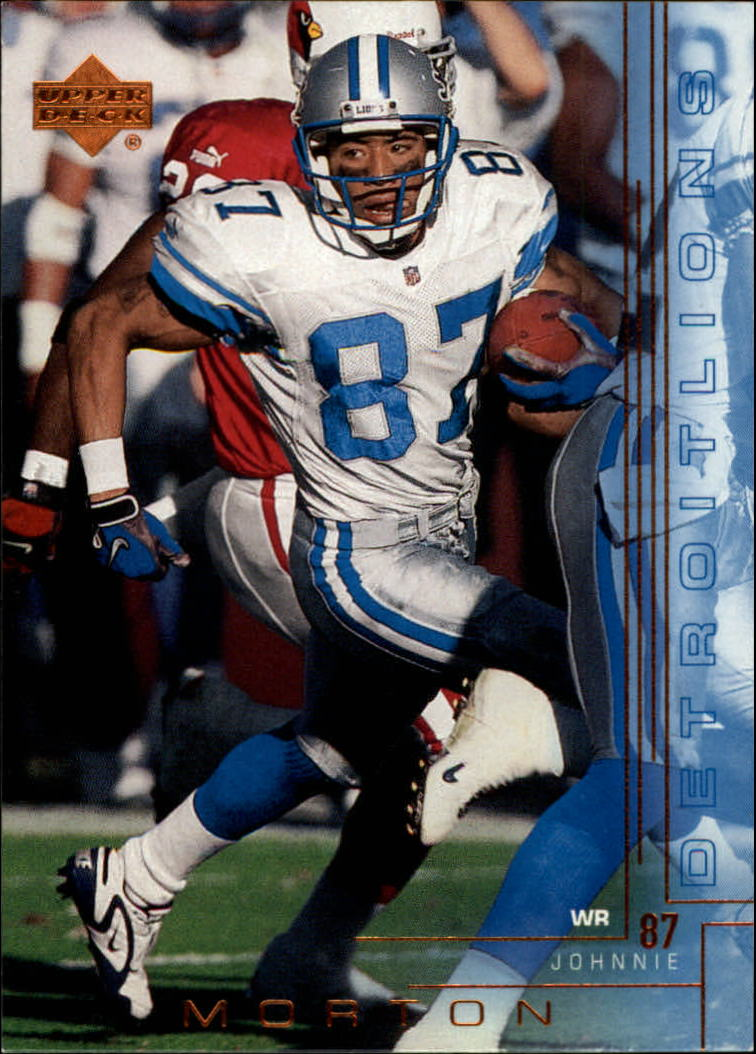 2000 Upper Deck #77 Johnnie Morton