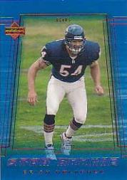 2000 Upper Deck #251 Brian Urlacher RC