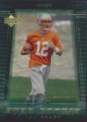 2000 Upper Deck Encore #254 Tom Brady RC
