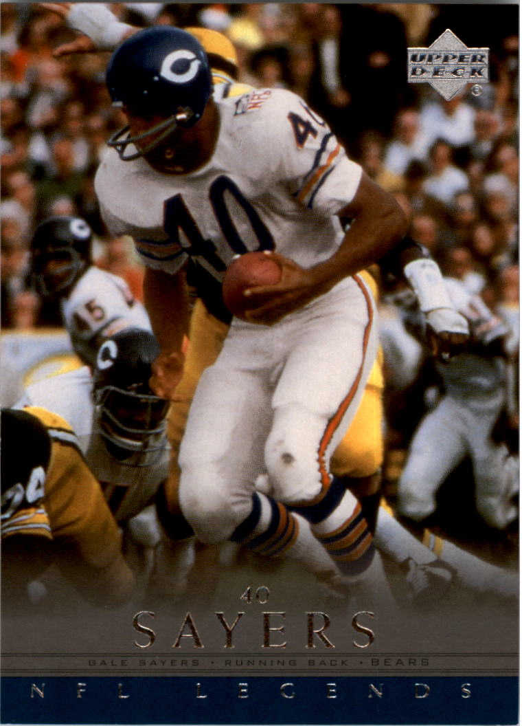 2000 Upper Deck Legends #7 Gale Sayers