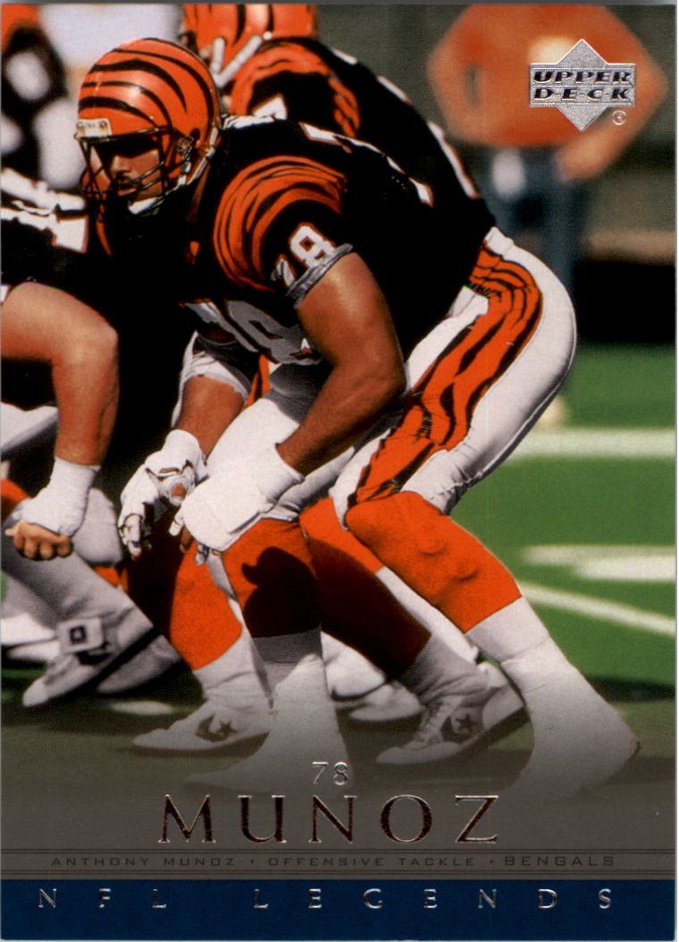 2000 Upper Deck Legends #9 Anthony Munoz