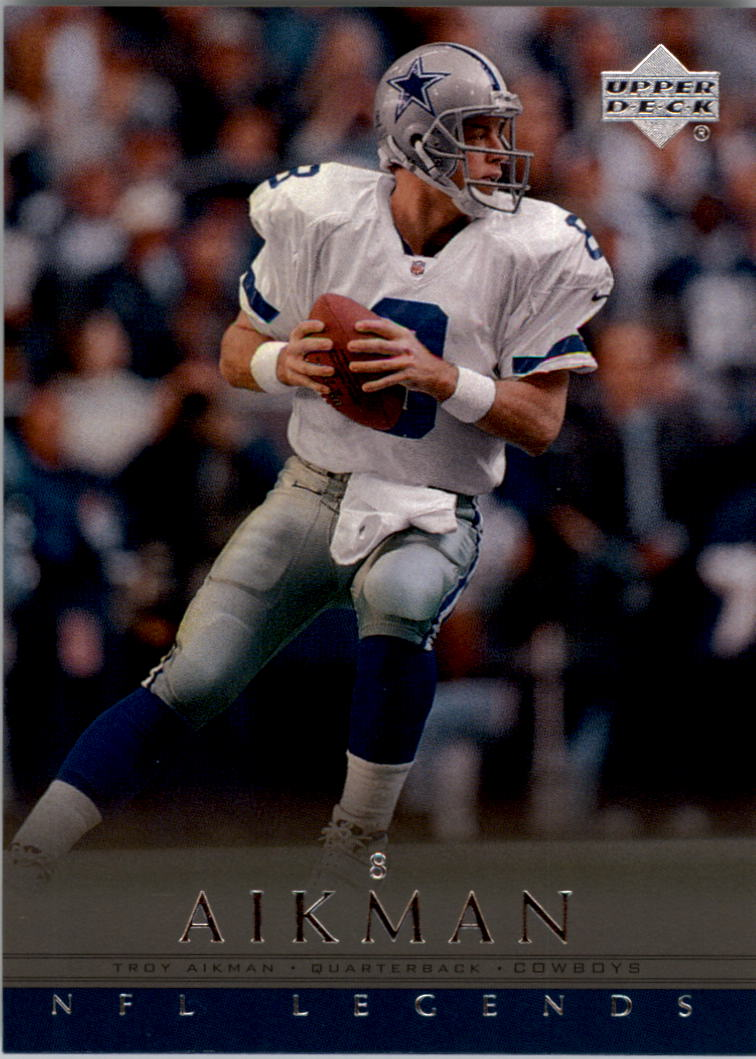 2000 Upper Deck Legends #14 Troy Aikman