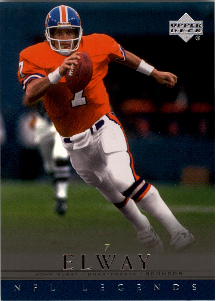 2000 Upper Deck Legends #20 John Elway