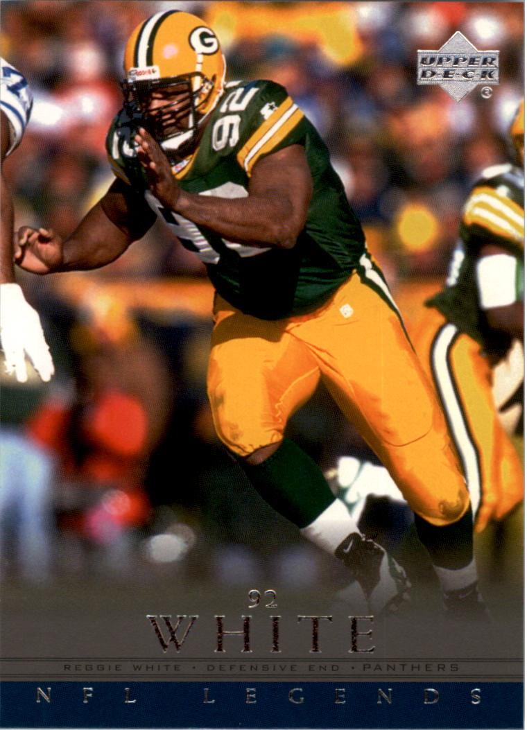 2000 Upper Deck Legends #24 Reggie White