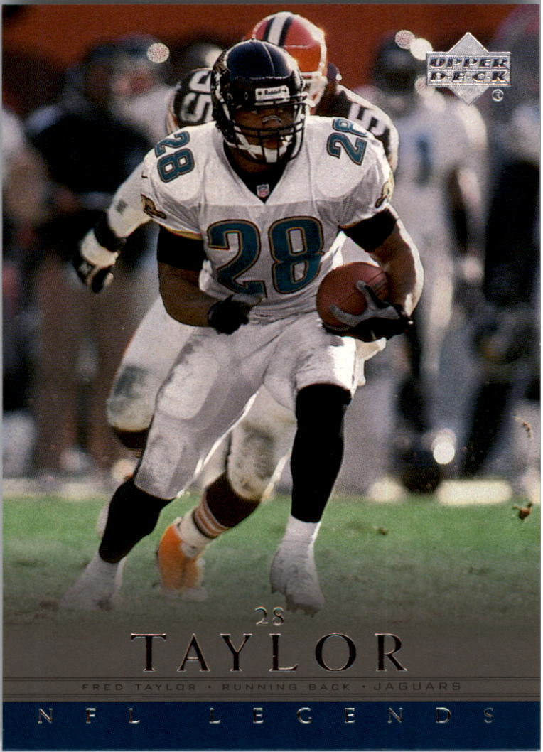 2000 Upper Deck Legends #31 Fred Taylor
