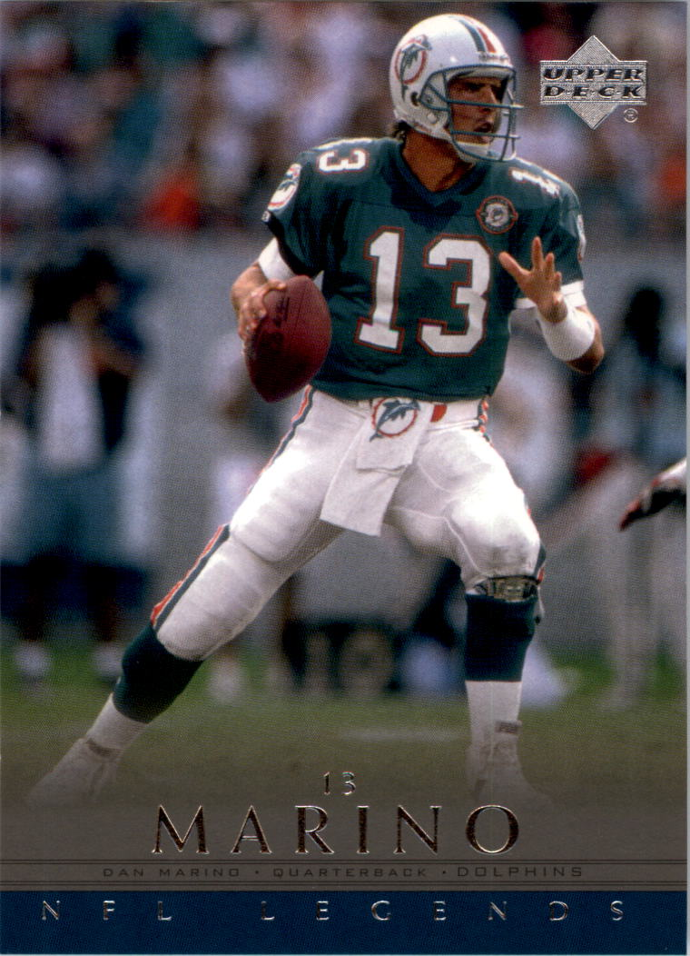 2000 Upper Deck Legends #33 Dan Marino