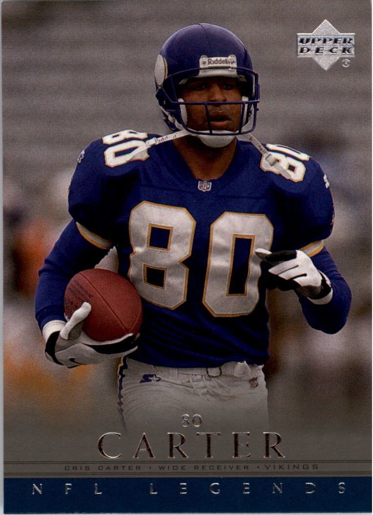 2000 Upper Deck Legends #39 Cris Carter