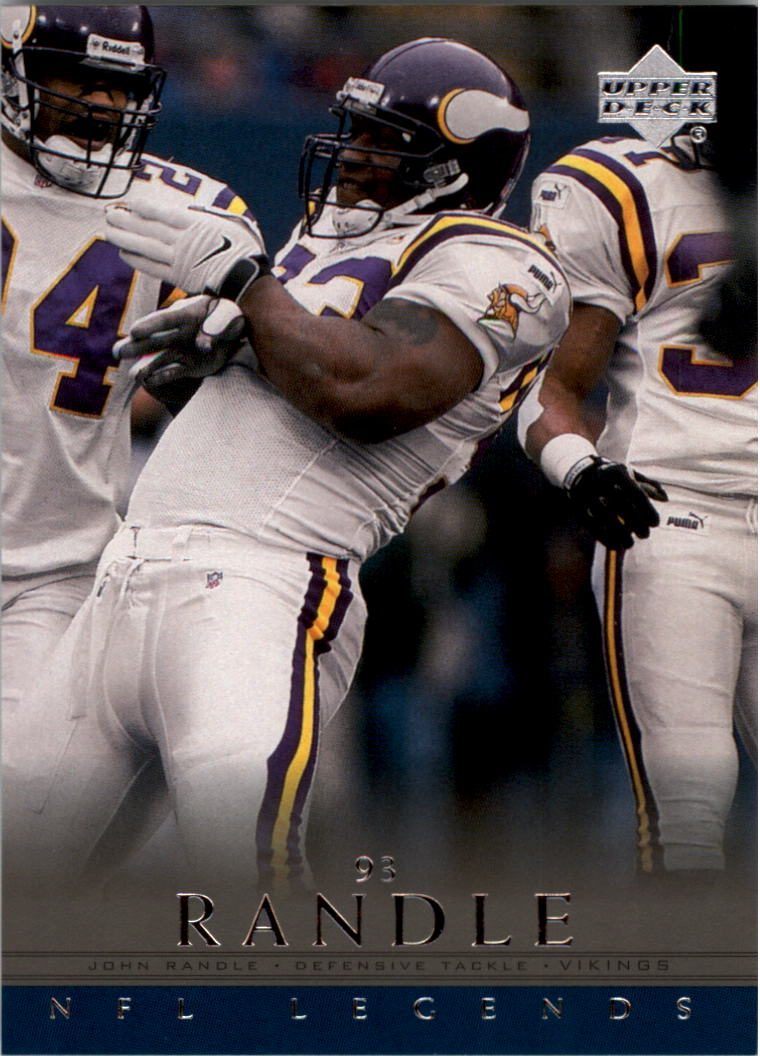 2000 Upper Deck Legends #41 John Randle