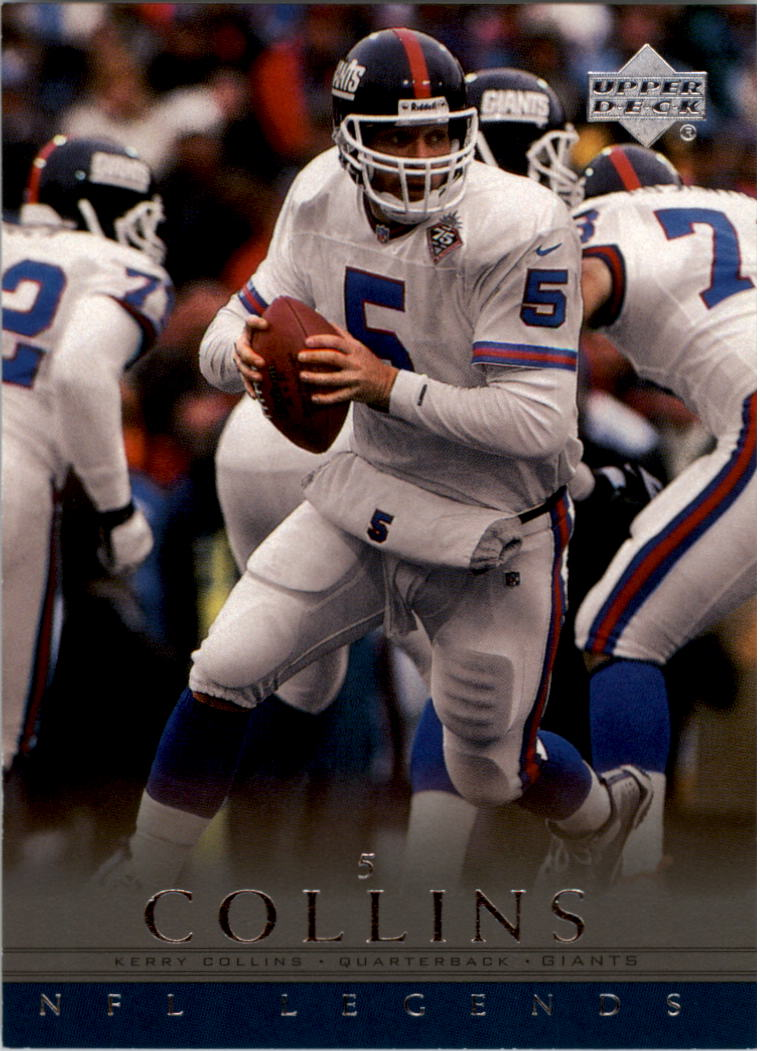2000 Upper Deck Legends #46 Kerry Collins