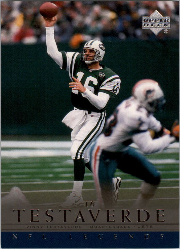 2000 Upper Deck Legends #48 Vinny Testaverde