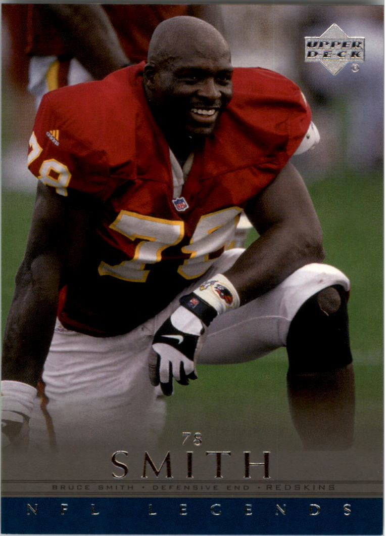 2000 Upper Deck Legends #53 Bruce Smith