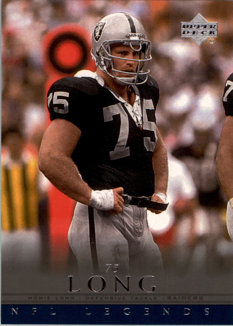 2000 Upper Deck Legends #56 Howie Long