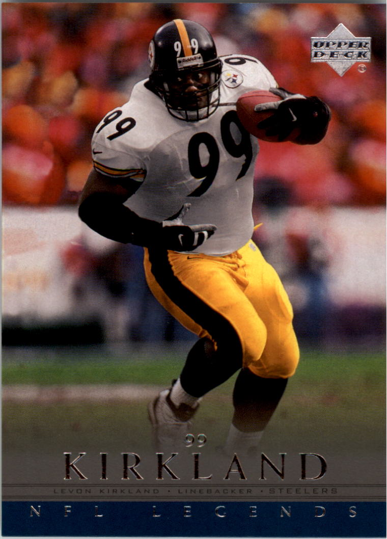 2000 Upper Deck Legends #60 Levon Kirkland