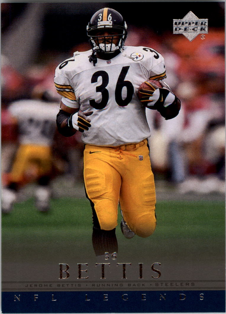 2000 Upper Deck Legends #62 Jerome Bettis