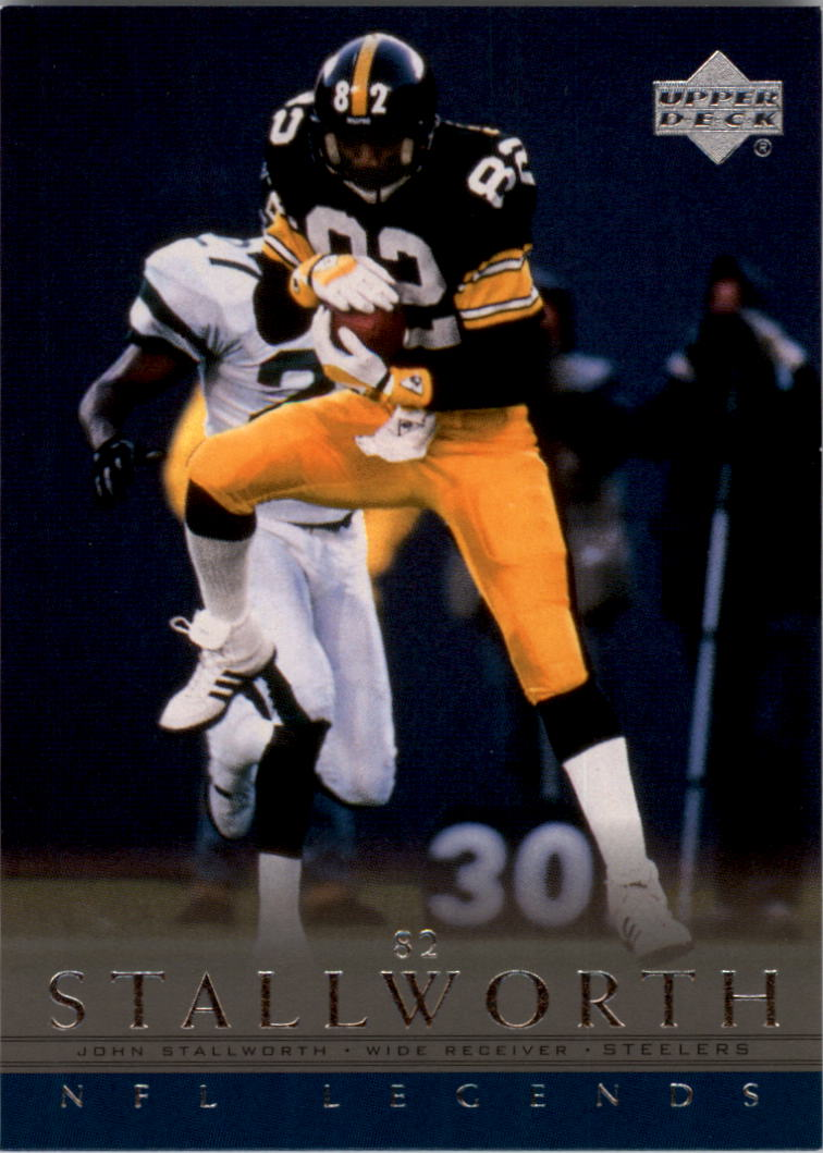 2000 Upper Deck Legends #63 John Stallworth