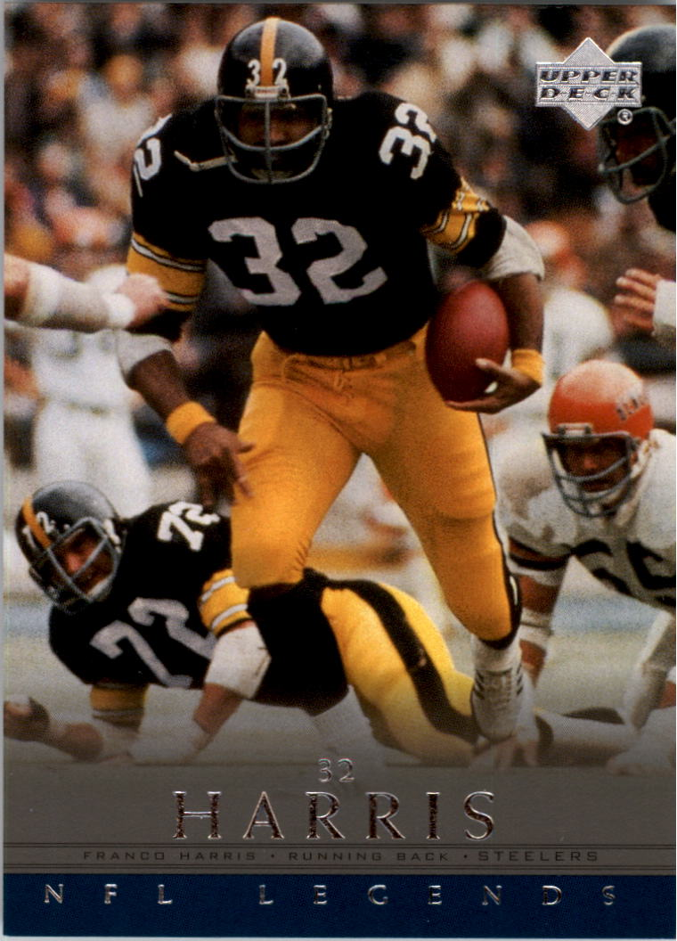 2000 Upper Deck Legends #64 Franco Harris