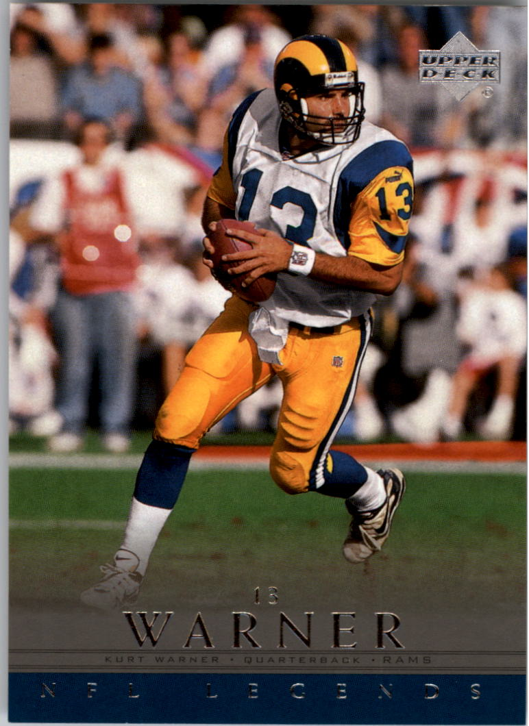 2000 Upper Deck Legends #77 Kurt Warner