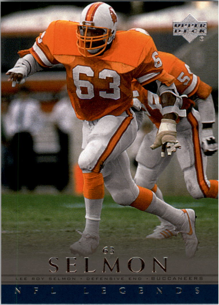 2000 Upper Deck Legends #81 Lee Roy Selmon